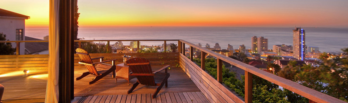 About Camps Bay Accommodation in Villas and Apartments